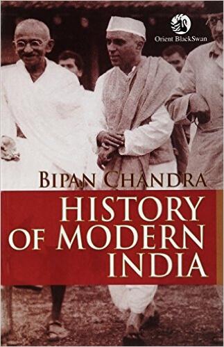 Modern Inia - Bipin Chandra